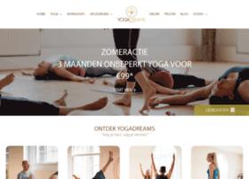 Yogadreams.nl thumbnail