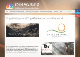 Yogaholidays.net thumbnail