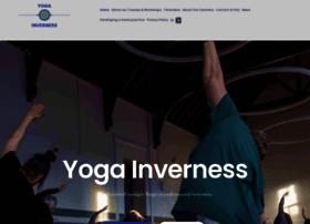 Yogainverness.co.uk thumbnail