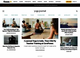 Yogajournal.com thumbnail