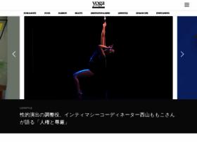Yogajournal.jp thumbnail