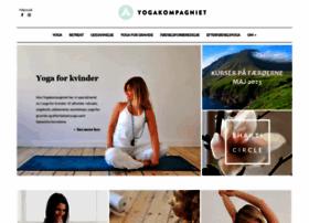 Yogakompagniet.dk thumbnail