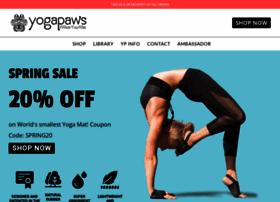 Yogapaws.com thumbnail