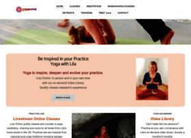Yogaprema.org thumbnail
