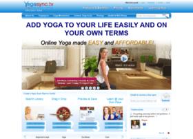 Yogasync.tv thumbnail