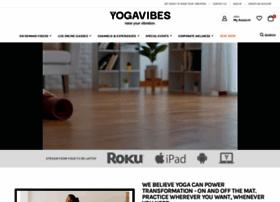Yogavibes.com thumbnail