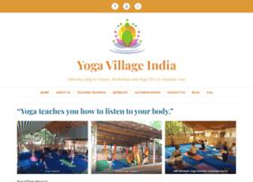 Yogavillage.in thumbnail