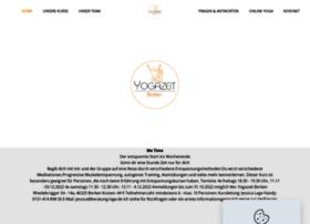 Yogazeit-borken.de thumbnail