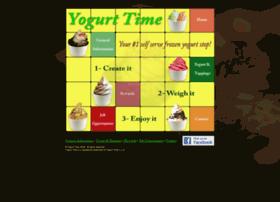 Yogurttime.com thumbnail