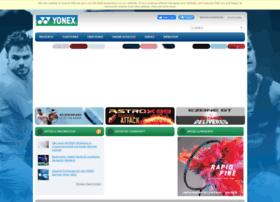 Yonex.de thumbnail