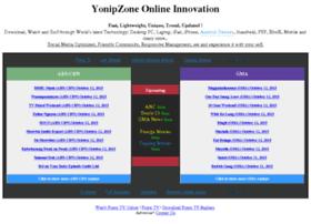 Yonipzone.com thumbnail