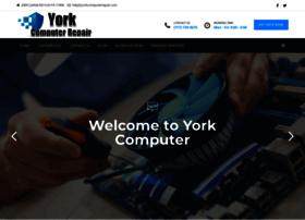 Yorkcomputerrepair.com thumbnail