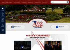 Yorkcounty.gov thumbnail