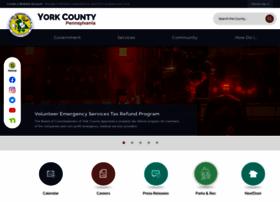 Yorkcountypa.gov thumbnail
