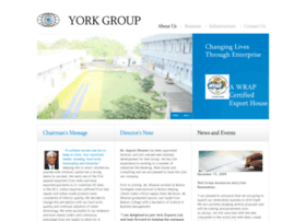 Yorkexports.in thumbnail
