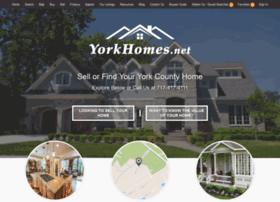 Yorkhomes.net thumbnail
