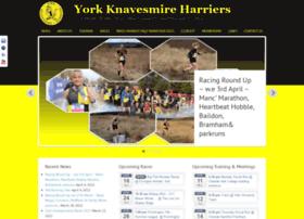 Yorkknavesmireharriers.co.uk thumbnail