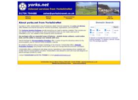 Yorks.net thumbnail