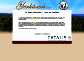 Yorktown.municipaltaxpayments.com thumbnail