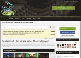 Youcancraft.de thumbnail