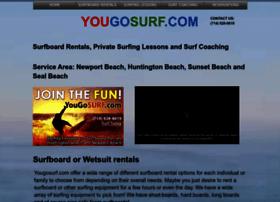 Yougosurf.com thumbnail