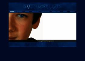 Youngartistsmanagement.com thumbnail