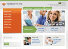 Youngharvill.org thumbnail