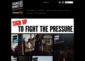 Youngmindsvs.org.uk thumbnail