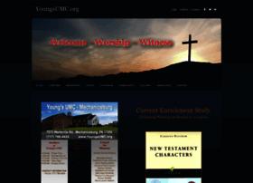 Youngsumc.org thumbnail