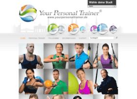 Yourpersonaltrainer.de thumbnail