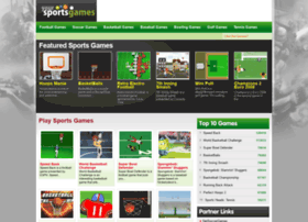Yoursportsgames.com thumbnail