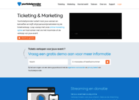 Yourticketprovider.nl thumbnail