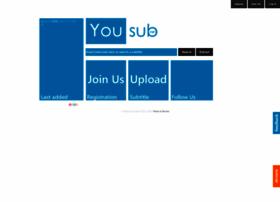 Yousub.net thumbnail