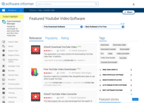Youtube-video.software.informer.com thumbnail