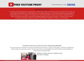YouTube Proxy Free
