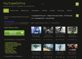 youtube on fire movietube