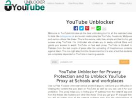 Youtubeunblocker.pk thumbnail