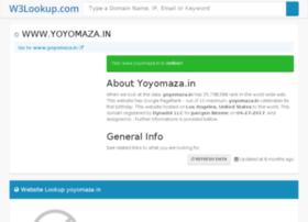Yoyomaza.in.w3lookup.net thumbnail