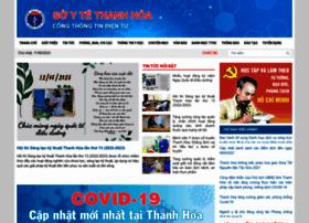 Ytethanhhoa.gov.vn thumbnail
