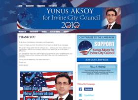 Yunusaksoy.com thumbnail