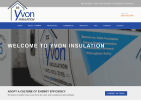 Yvoninsulation.ca thumbnail