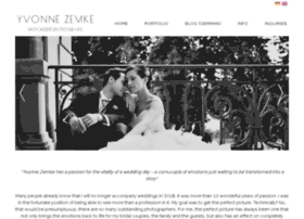 Yvonne-zemke.de thumbnail