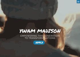 Ywammadison.org thumbnail