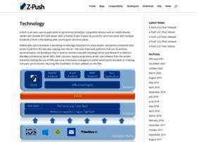 Z-push.org thumbnail
