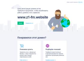 Z1-fm.website thumbnail
