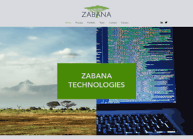 Zabanatech.com thumbnail
