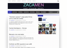 Zacamen.info thumbnail