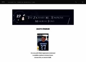 Zacharytompkins.org thumbnail