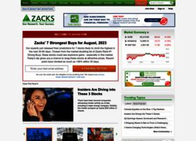 Zacks.com thumbnail