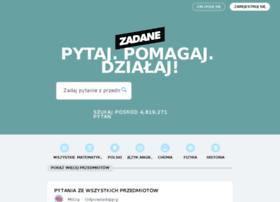 Zadane.pl thumbnail